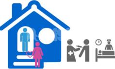 Assistenza domiciliare, il coronavirus non ferma quella per anziani, minori e disabili