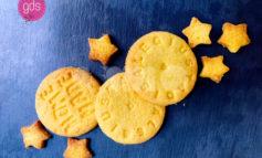 Biscottini pasta frolla: ingredienti, ricetta e preparazione