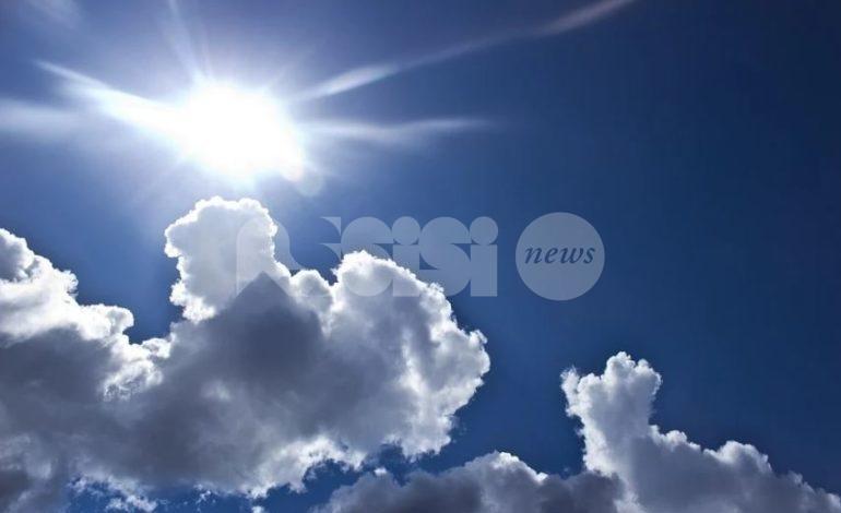 Meteo Assisi 15-17 maggio 2020: sereno variabile ma weekend gradevole