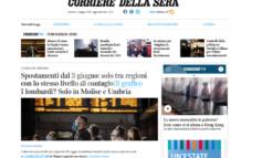 Spostamenti tra le Regioni, l'Umbria ancora paragonata a Molise e Lombardia