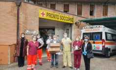 Mascherine, il grande cuore dei Cantori di Assisi: 500 per l'ospedale