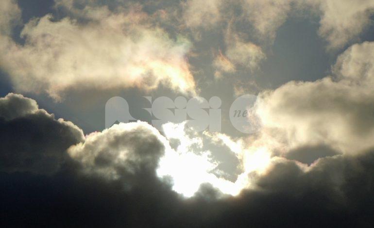 Meteo Assisi 29-31 maggio 2020, pioggia e possibili grandinate, ma anche sole