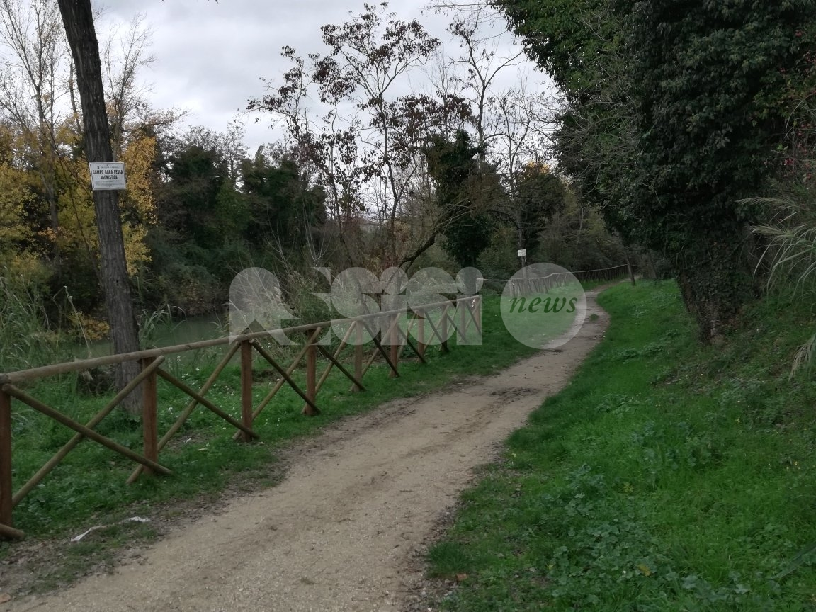 """Assembramenti al percorso verde a Bastia, Lungarotti: """"Se continua così chiudo tutto"""""""