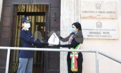 Progetto Enea, anche ad Assisi la Polizia consegna farmaci a domicilio