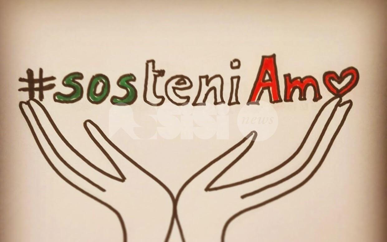 #sosteniAmo chi lavora per andare insieme più lontano: dall'Umbria un'idea per aiutare le attività locali