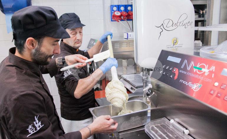 Gelaterie d'Italia 2020 del Gambero Rosso, Dulcinea e Luca Manini ancora presenti