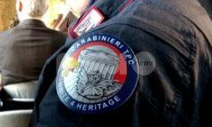 Carabinieri Tutela Patrimonio Culturale, il bilancio del 2019