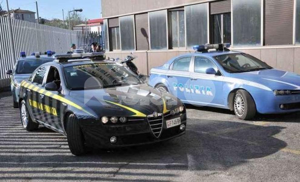 Villa con piscina sequestrata a Bastia Umbra: operazione di Polizia e Finanza