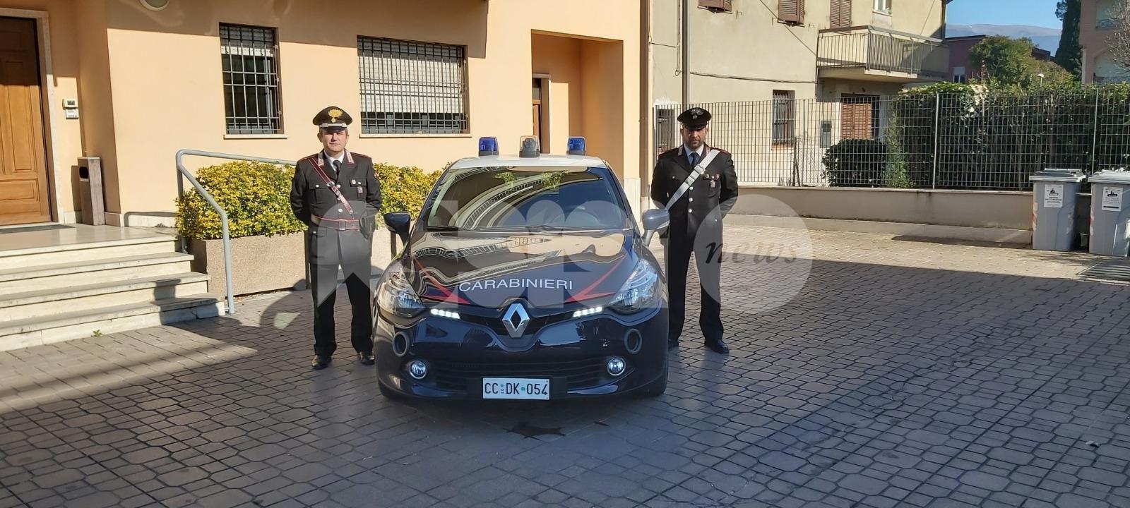 Bastia Umbra, sorpresi con attrezzi da scasso: denunciati in tre
