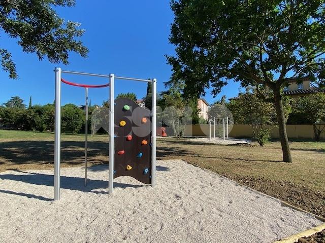 Area verde Terzilio Zibetti, arrivano nuovi giochi e più sicurezza