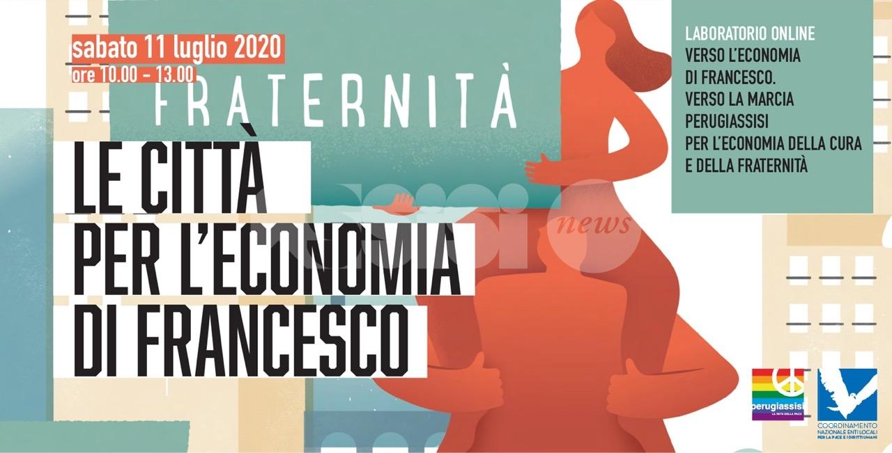 Le città per l'economia di Francesco, un laboratorio online per affrontare la crisi economica