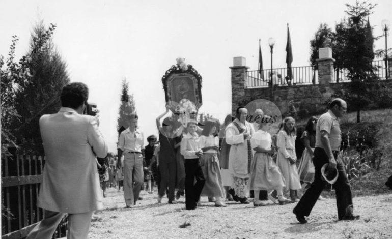 Festa di Sant'Anna 2020, a Paradiso di Assisi tre giorni di celebrazioni