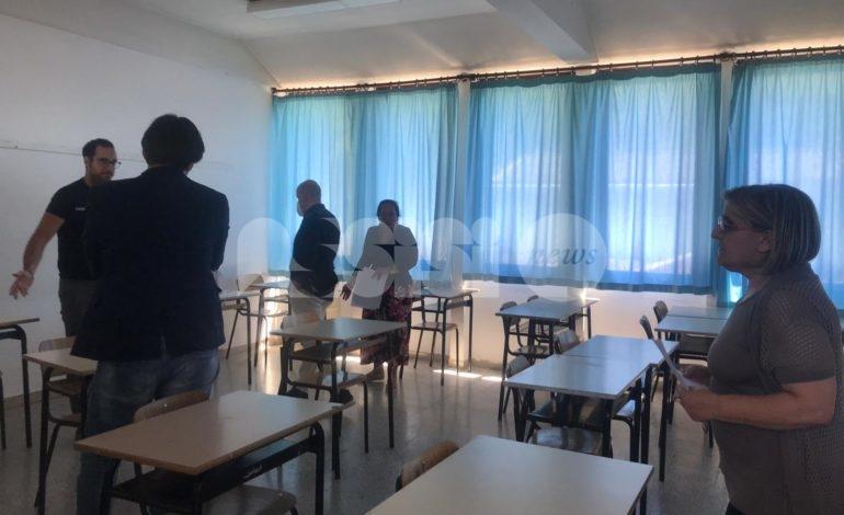 Sopralluoghi nelle scuole comunali per un rientro in sicurezza (foto)