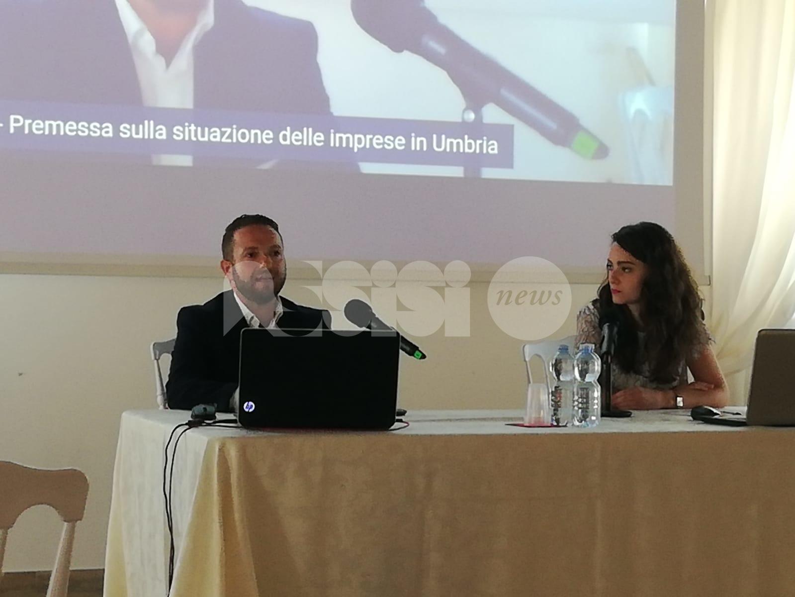 Gestione del personale nella crisi da Covid-19, convegno ad Assisi (foto)