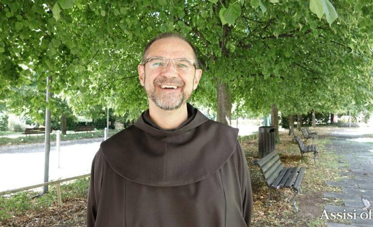 Padre Francesco Piloni nuovo Ministro provinciale dei Frati Minori