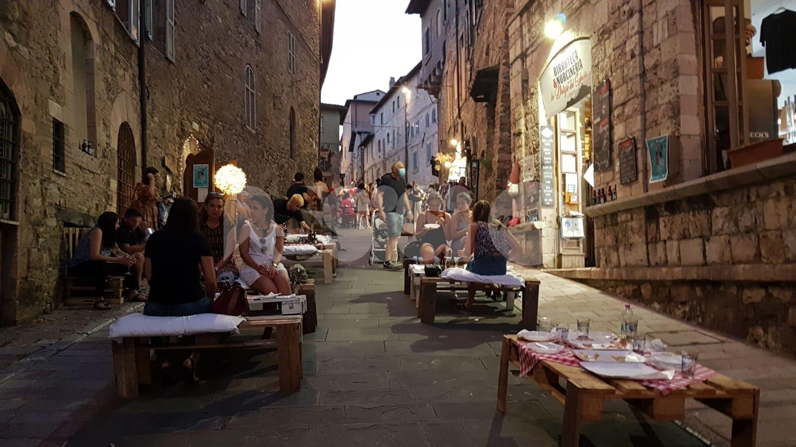 Eventi ad Assisi, gli appuntamenti del weekend 17-19 luglio 2020