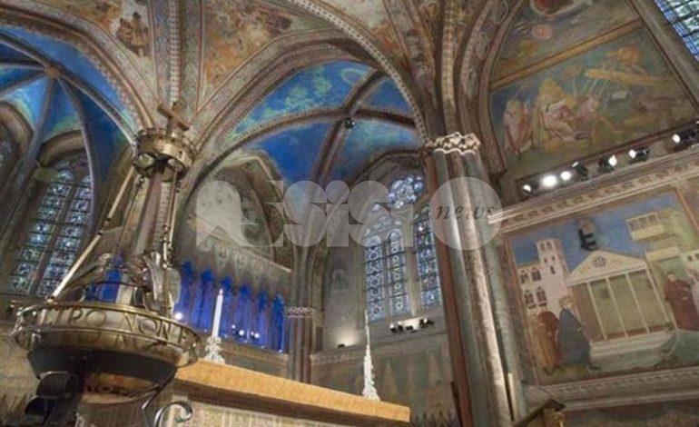 Lampada di San Francesco, le Marche ad Assisi per la quinta volta