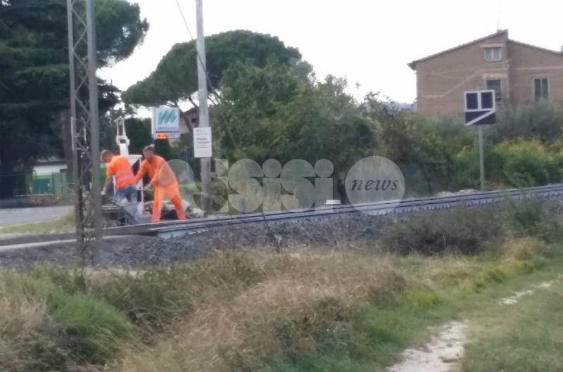 Soppressione del passaggio a livello a Bastia Umbra, interpellanza di Ivano Bocchini