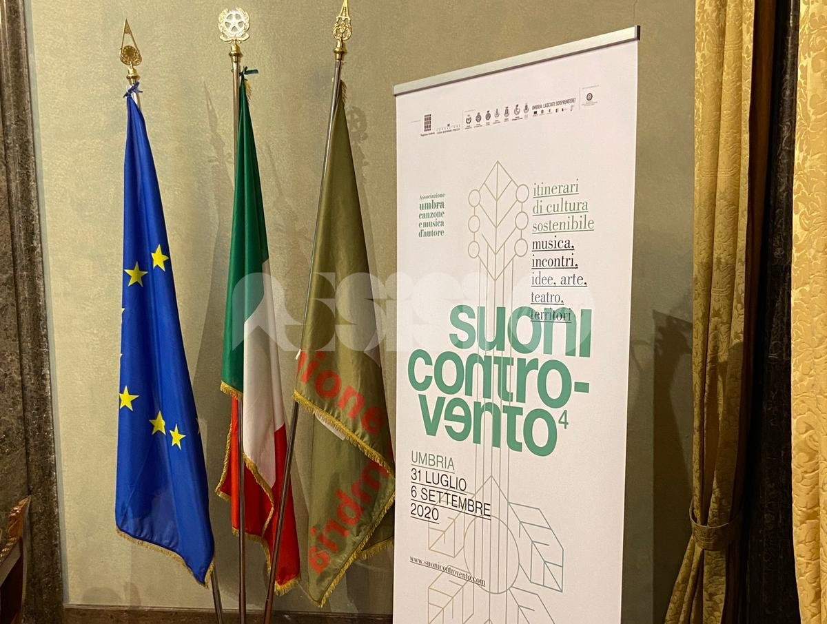 Suoni Controvento 2020, nel programma anche due eventi ad Assisi
