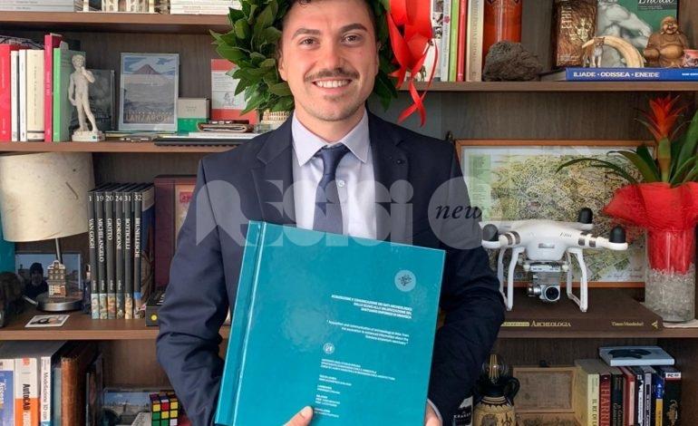 Raimondo Caruana dottore magistrale, le congratulazioni della famiglia