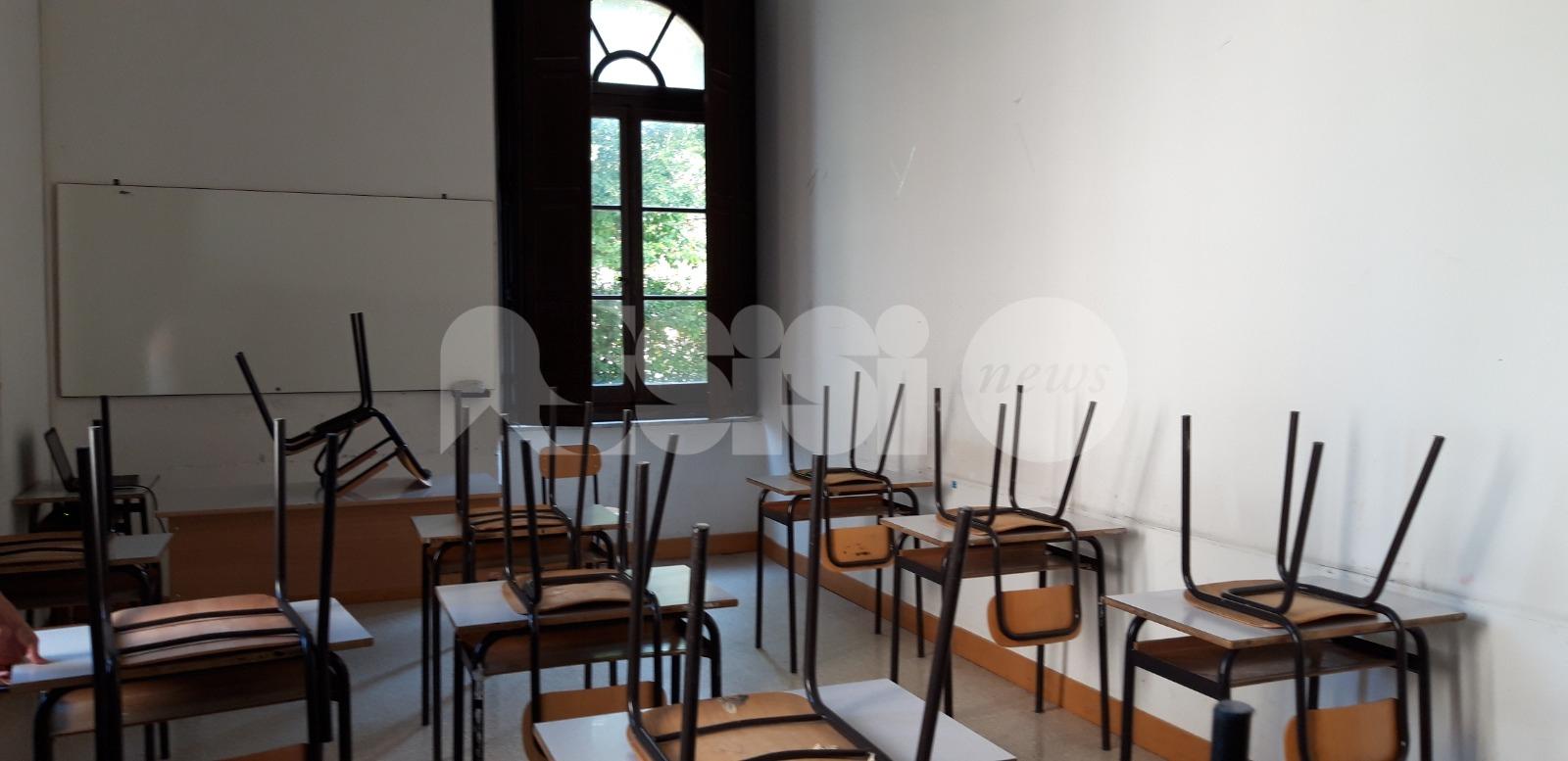 Liceo Sesto Properzio di Assisi, come si torna a scuola in sicurezza