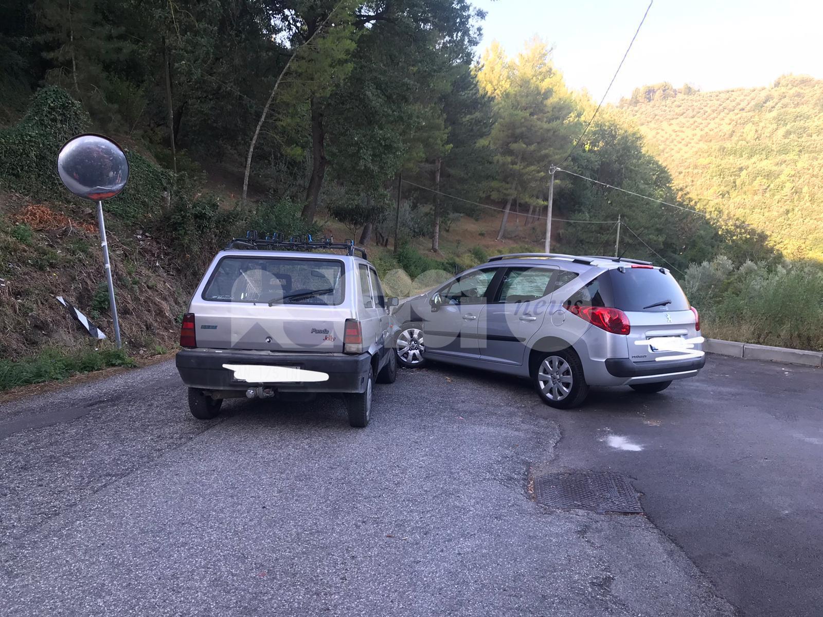 Via della Sorgente a Bettona, le auto troppo veloci sono un problema