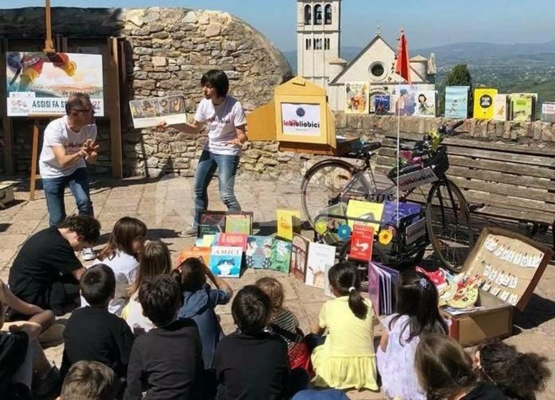 Festa delle storie per bambini e ragazzi, appuntamento ad Assisi a settembre