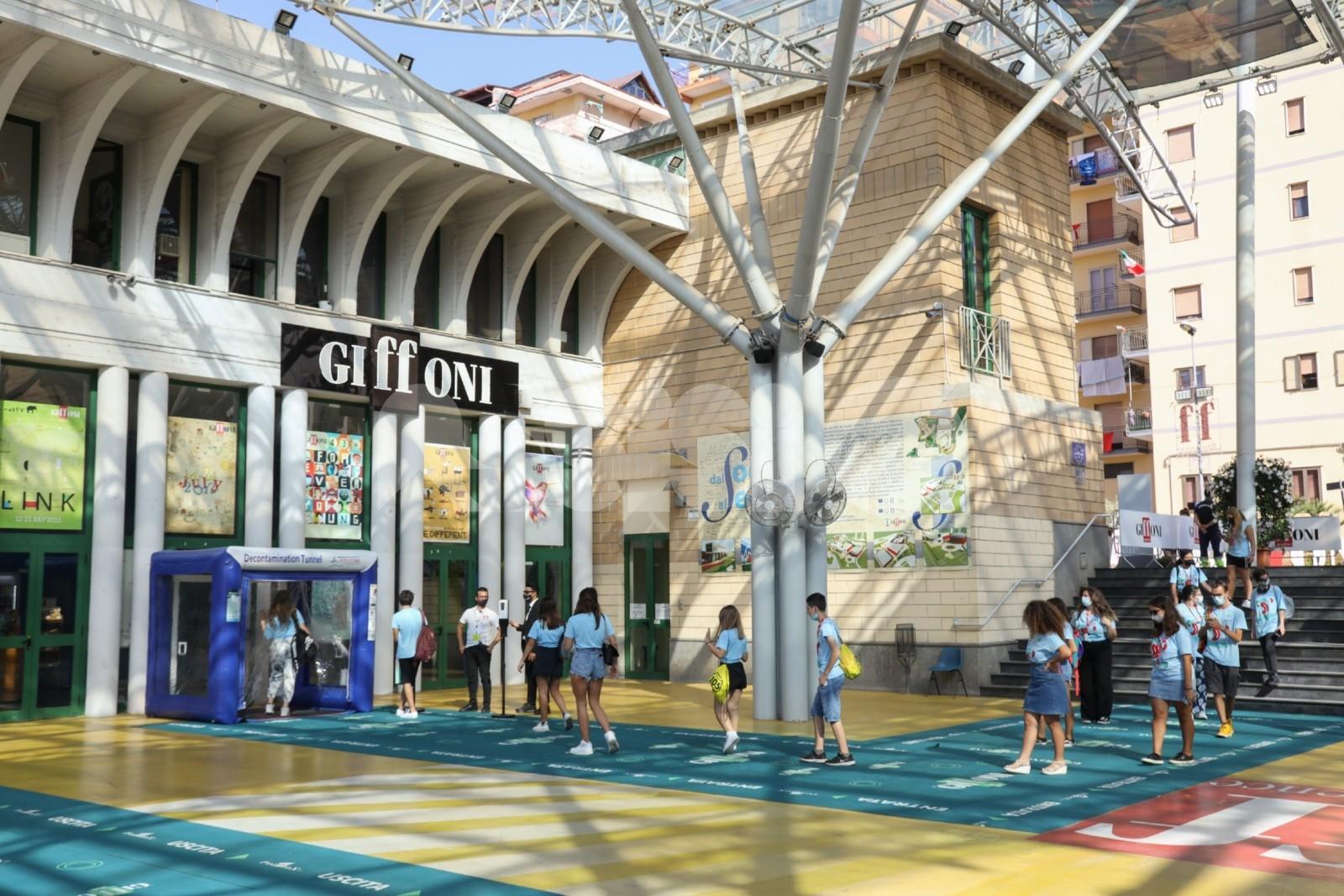 Carlo Sironi al Giffoni Film Festival 2020 con il film Sole
