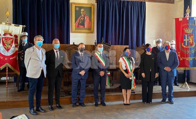 Patto di amicizia tra Assisi e Anagni, arriva finalmente la firma