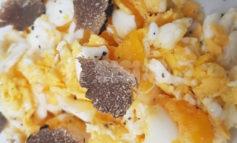Strapazzata di uova al tartufo nero dell'Umbria: ricetta facile e preparazione