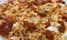 Fettuccine con rigaglie di pollo: ricetta facile umbra e preparazione