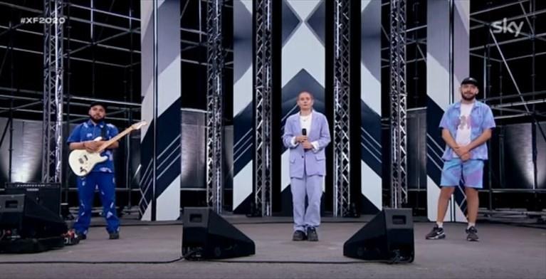 Melancholia da Foligno a X Factor: la band umbra conquista giudici e pubblico