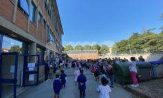 Anno scolastico 2020-2021 al via, tutto regolare ad Assisi (foto)