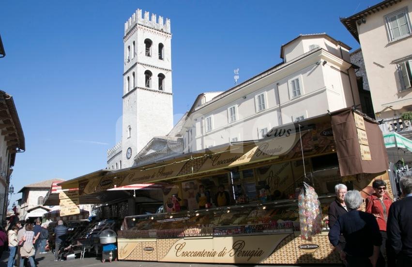 Fiera di San Francesco 2020: si farà nel centro di Assisi, con meno banchi