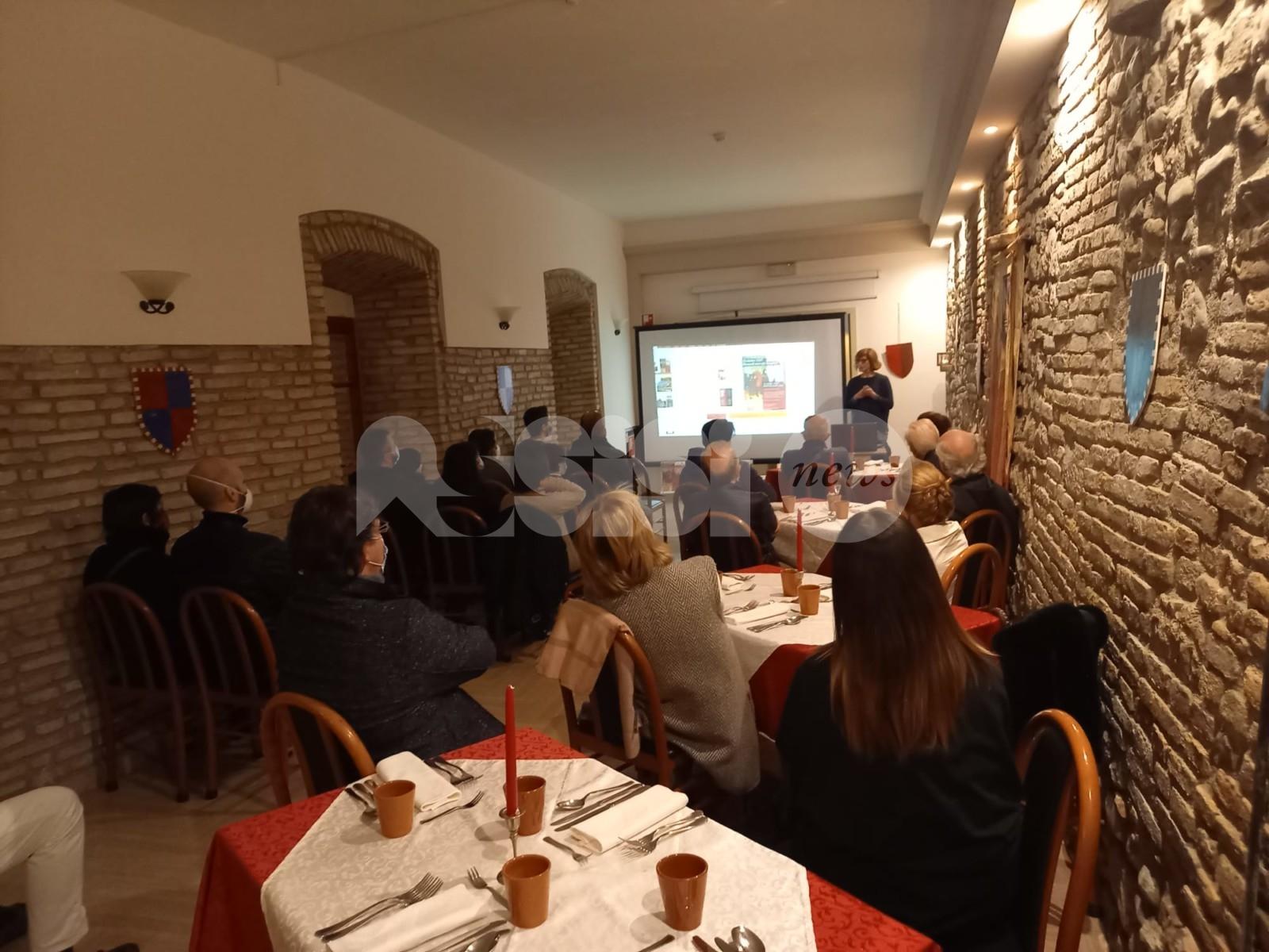 Cavalieri templari, successo per l'iniziativa a loro dedicata svoltasi ad Assisi