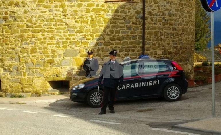 Guida spericolata, a Cannara i carabinieri denunciano due persone