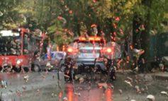 Auto sbanda in zona Pincio ad Assisi, tre feriti in ospedale