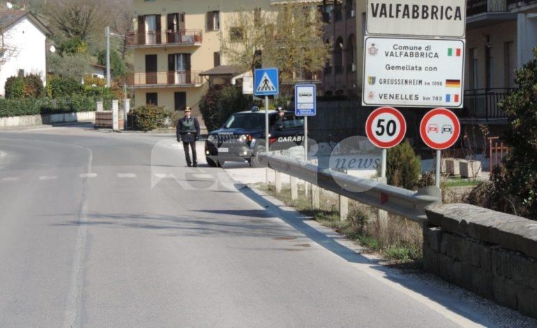 Spaccio di sostanze stupefacenti, arrestato un uomo a Valfabbrica