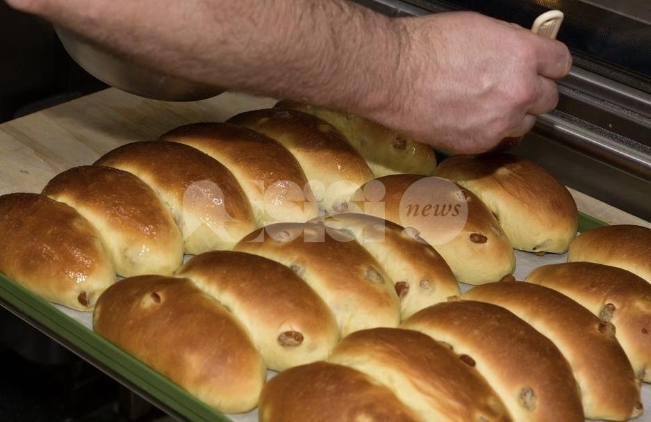 Maritozzi con l'uvetta umbri: ricetta, ingredienti e preparazione