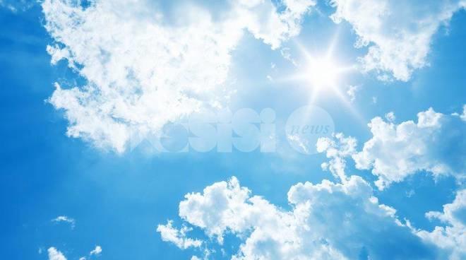 Meteo Assisi 27-29 agosto 2021: le temperature si attestano nella media
