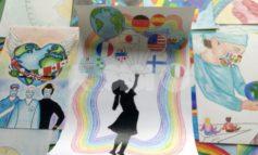 Poster della pace 2020, il Lions di Assisi premia i vincitori (foto)