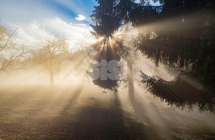 Meteo Assisi 13-15 novembre 2020: foschia e nebbie mattutine, pessima la qualità dell'aria