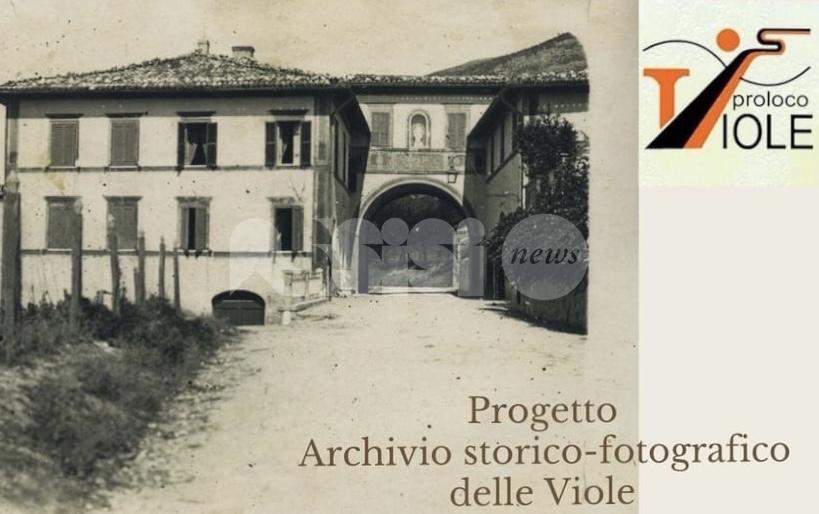 Pro Loco Viole, foto storiche per creare un archivio: come partecipare