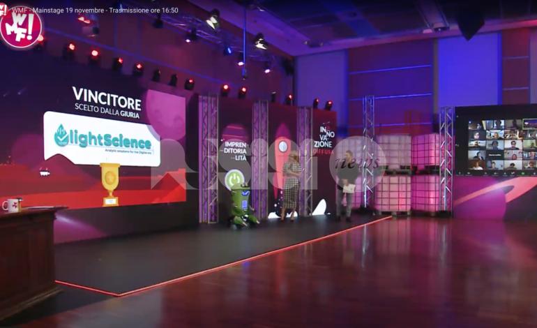 LightScience e Luca De Angelis trionfano a Rimini: la startup è la migliore d'Europa