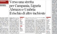 Livello arancione in Umbria? La Regione a rischio 'stretta' per almeno 15 giorni