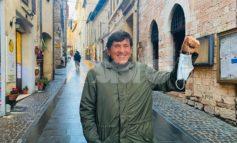 Gianni Morandi ad Assisi passando per Spello: il cantante nuovamente in Umbria