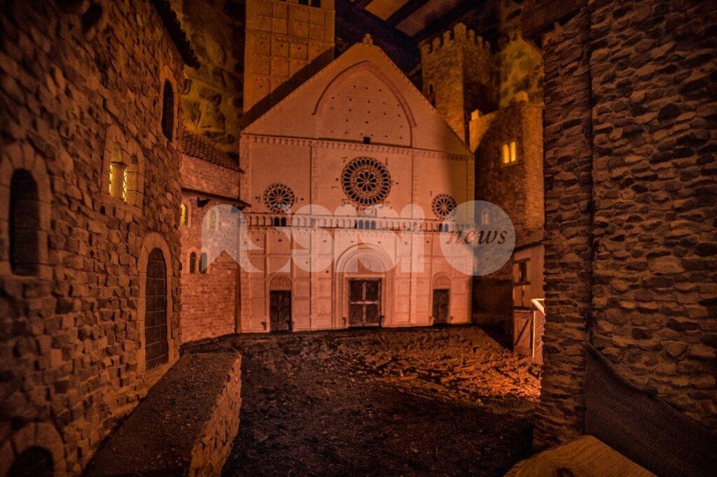 Assisi in miniatura: a Torrenova di Assisi l'opera di Giancarlo Bocconi