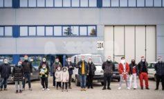 Natale 2020 a Bettona, panettone a ogni famiglia segno di augurio e vicinanza (foto)