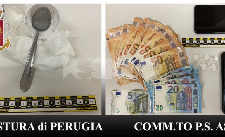 Spaccio di droga, la Polizia arresta due persone in Italia da pochi giorni