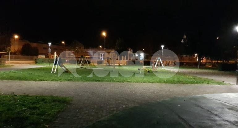 Illuminazione pubblica nuova e più efficiente a Santa Maria degli Angeli
